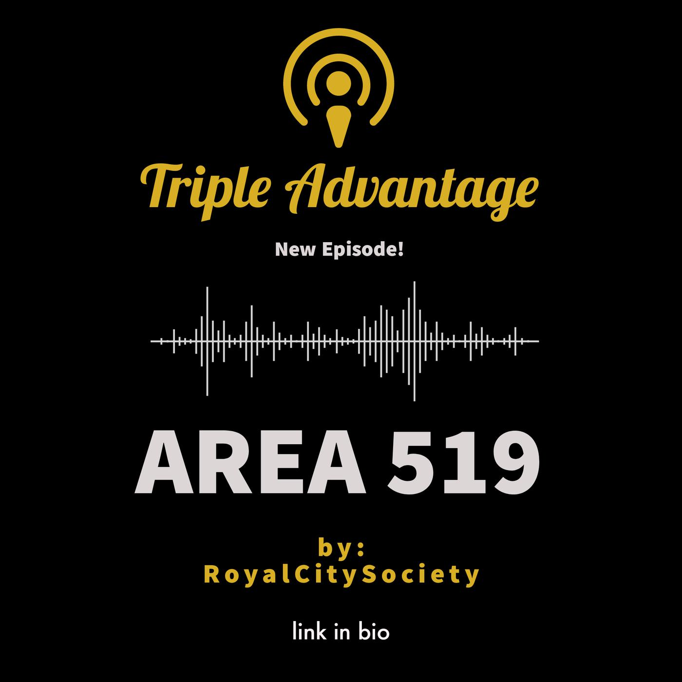 Ep. 7 - AREA 519