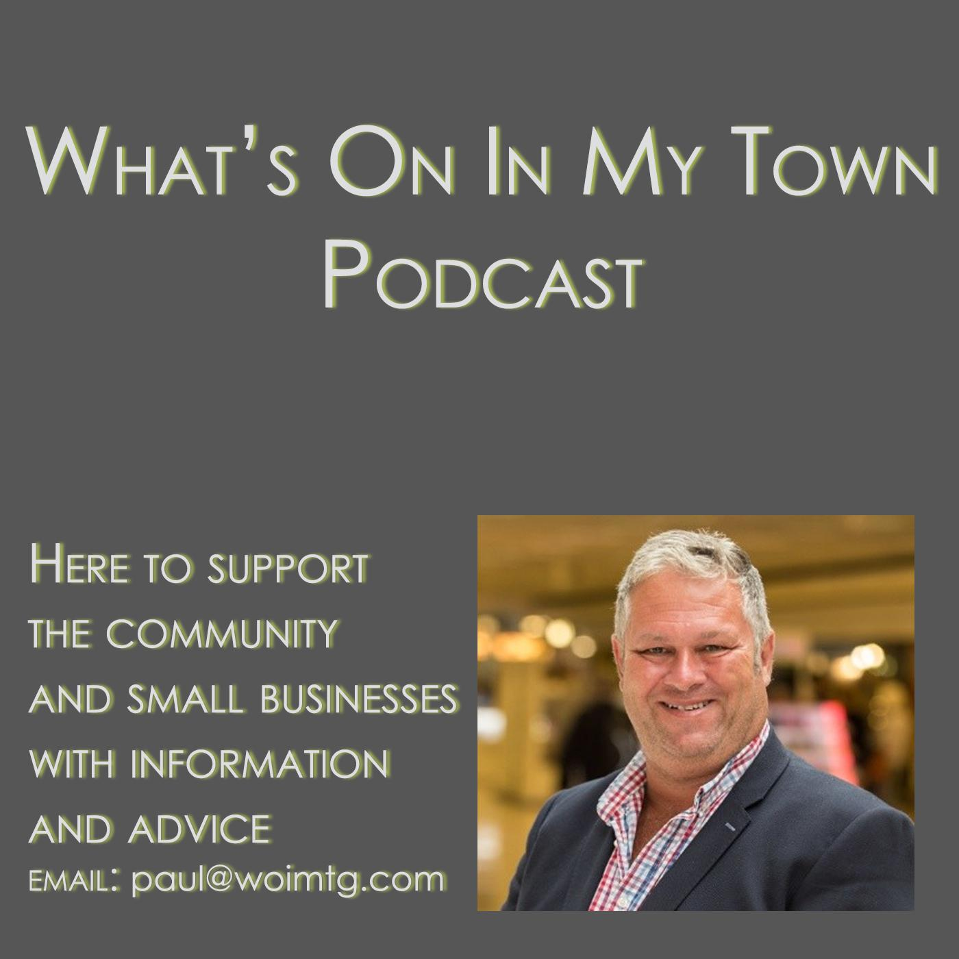 Podcast's From What's On In My Town