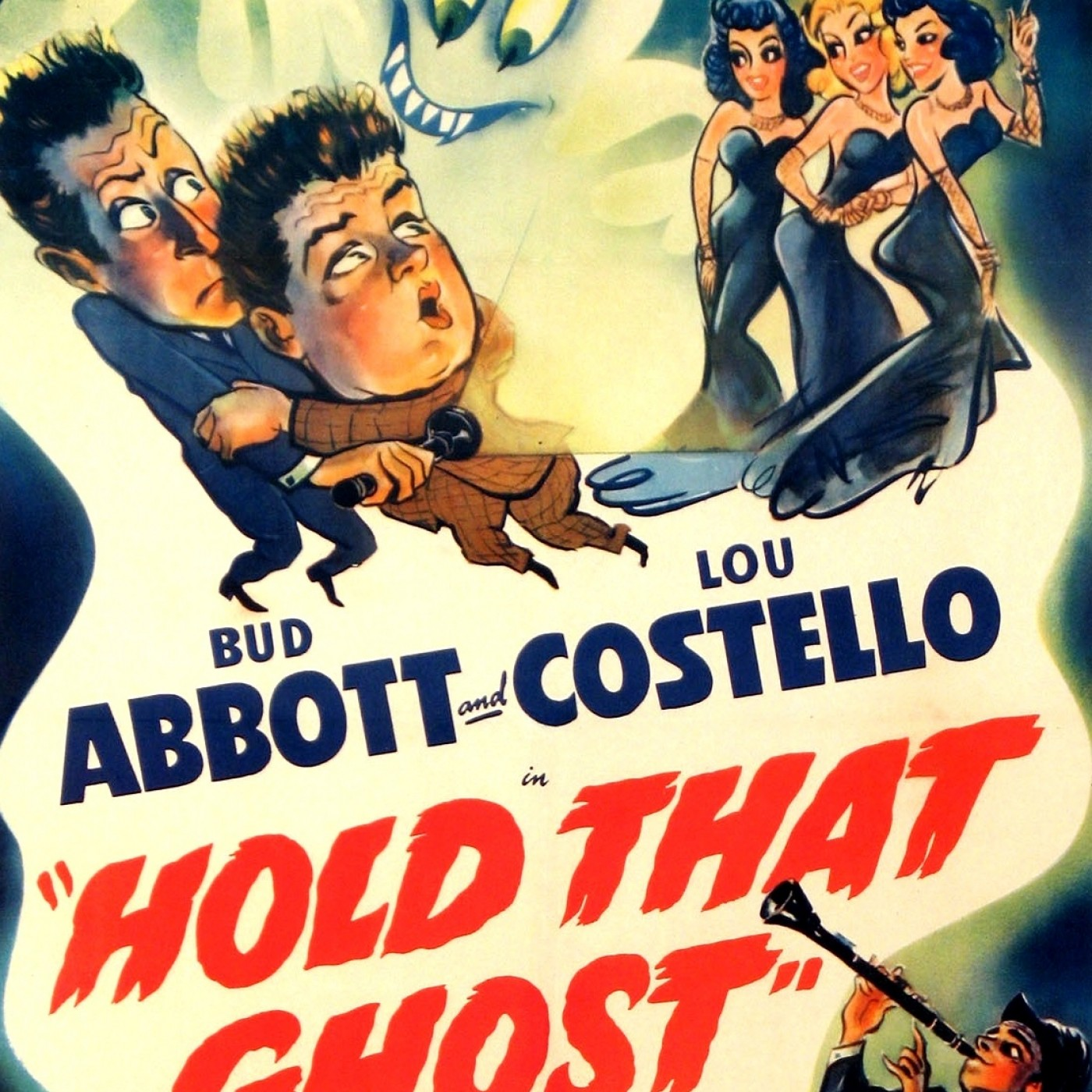 The Writer's Block - Who's on First, for the best Scare take in the business. Abbott & Costello