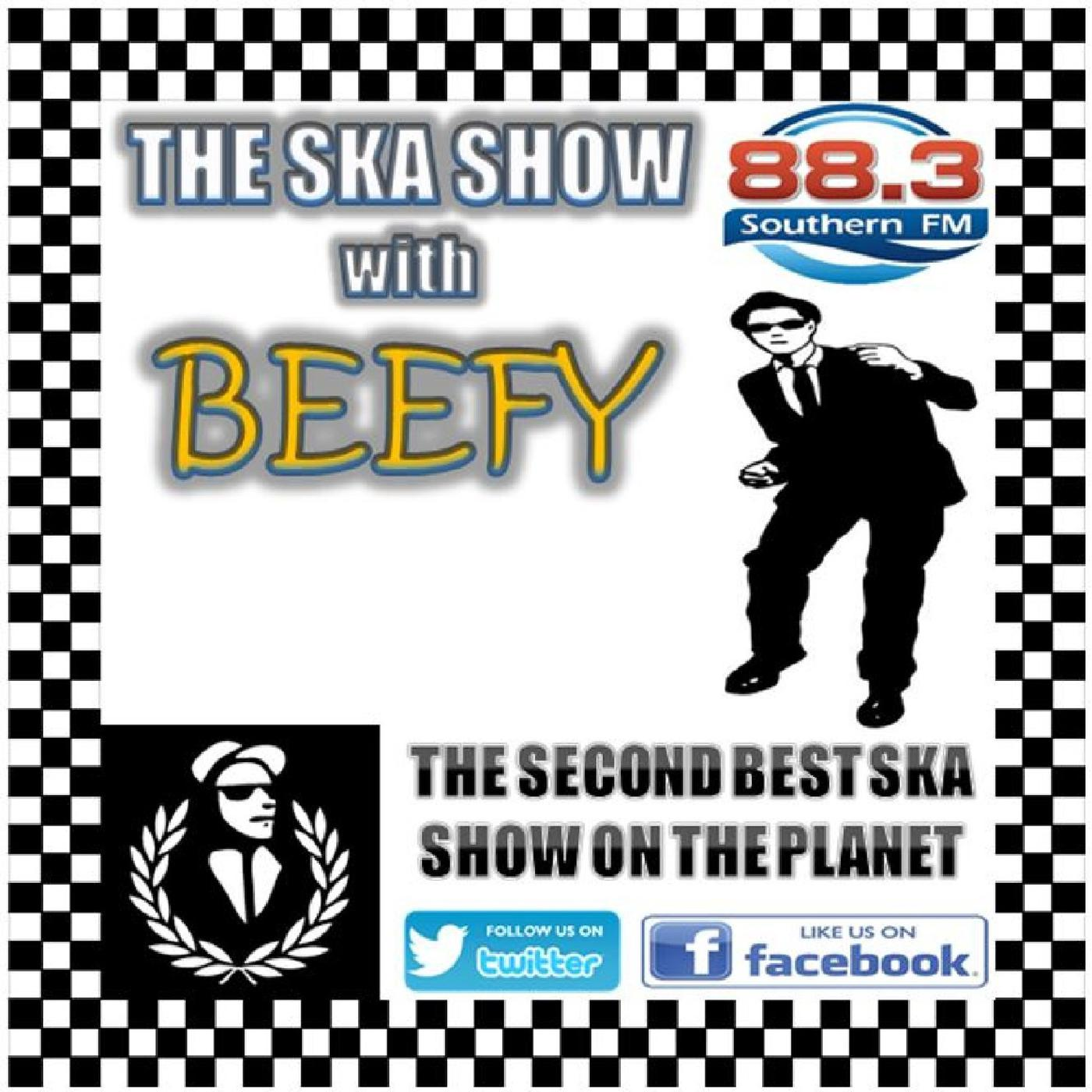 The Ska Show with Beefy, October 25th 2018