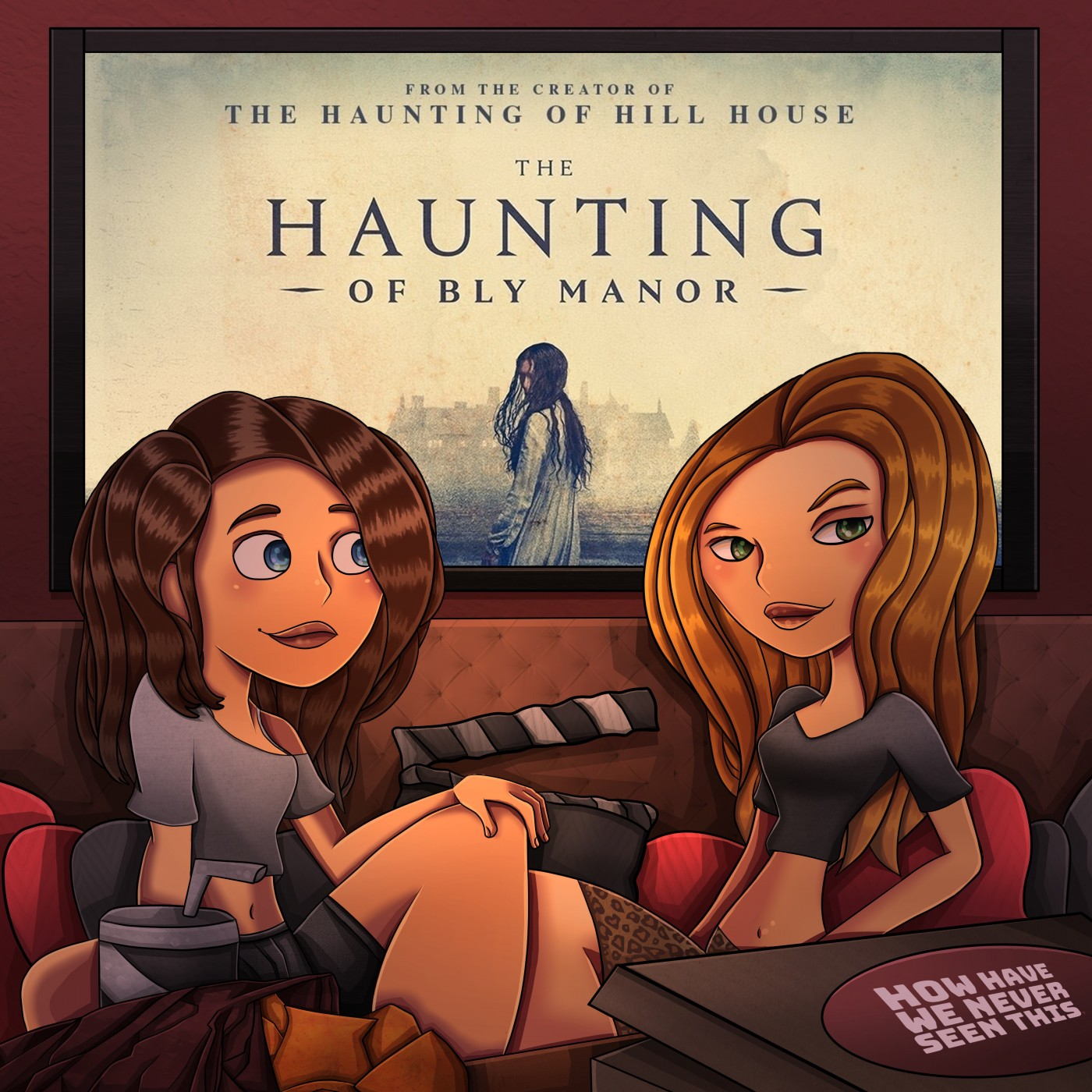 """The Haunting of Bly Manor: """"It's You, It's Me, It's Us"""""""