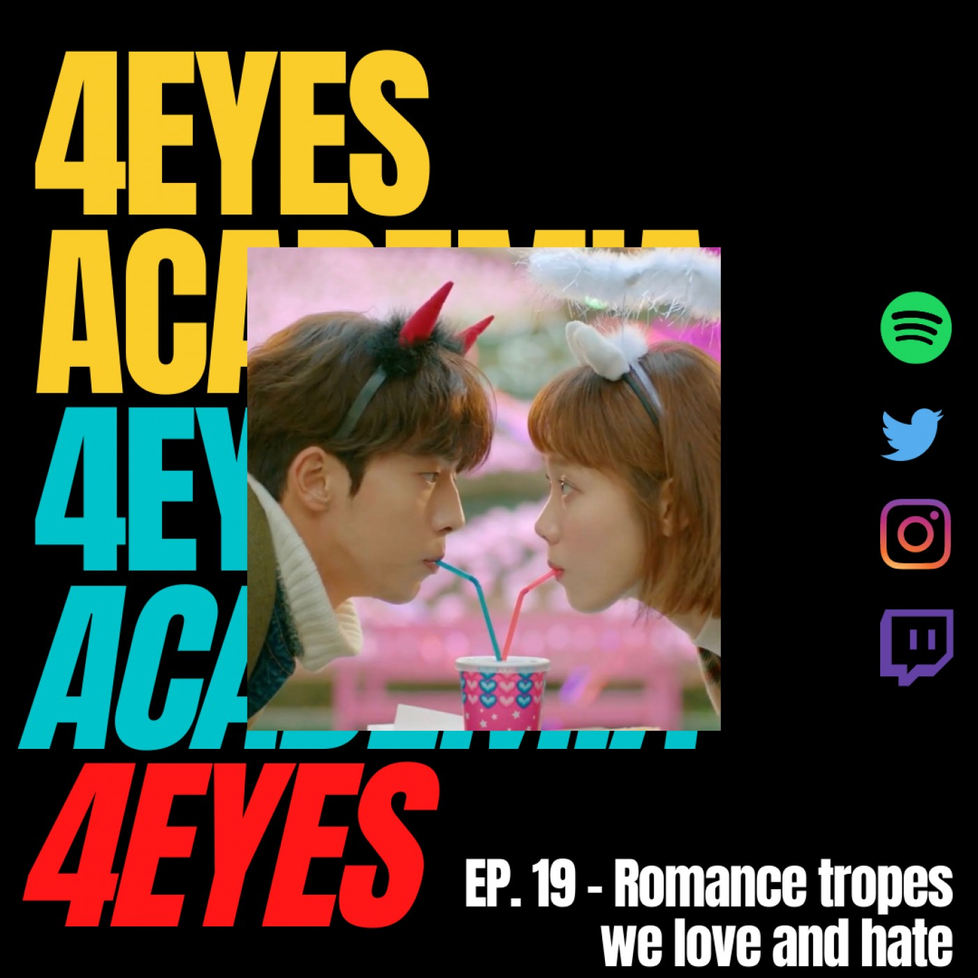 Romance tropes we love and hate    Episode 19