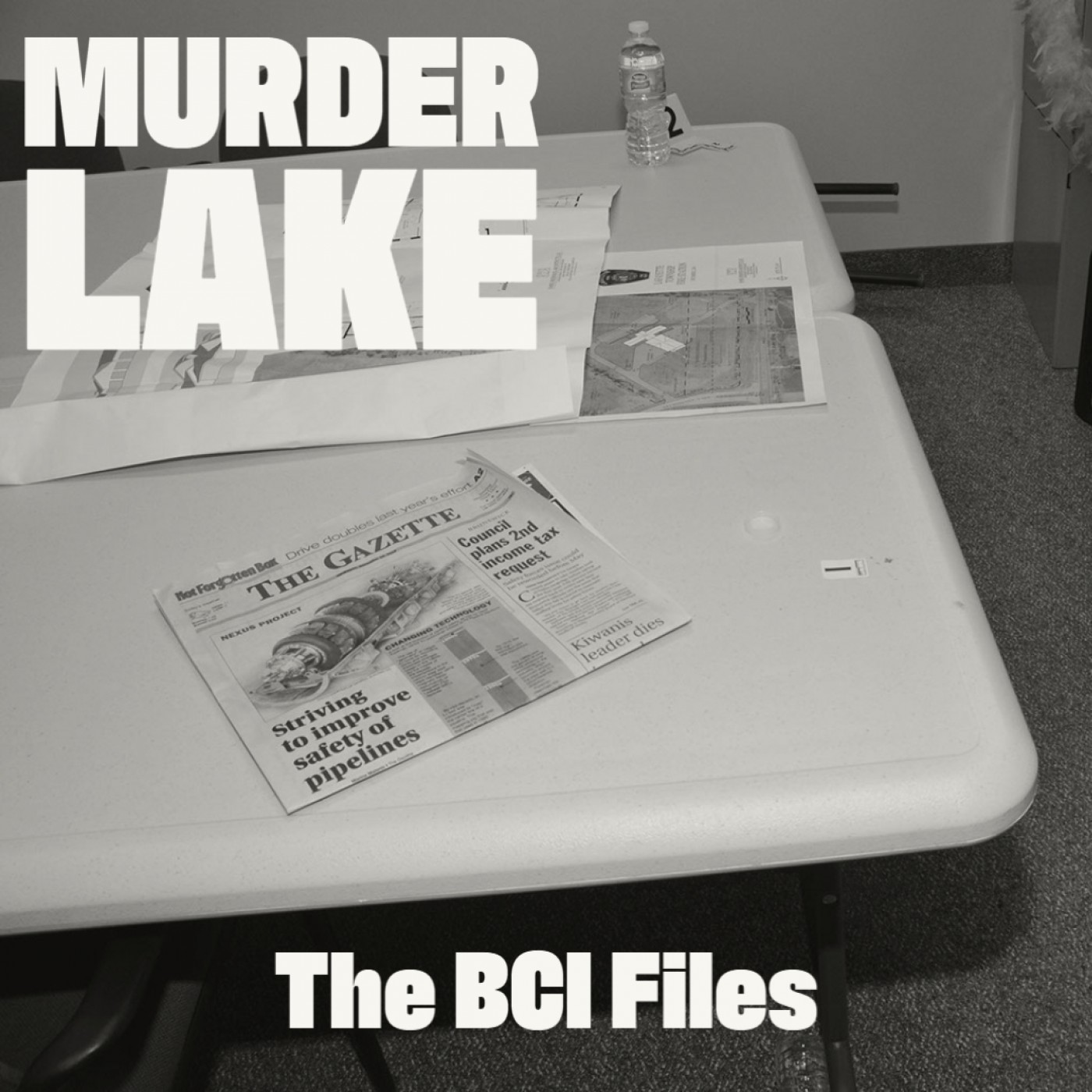The Murder Lake BCI Files