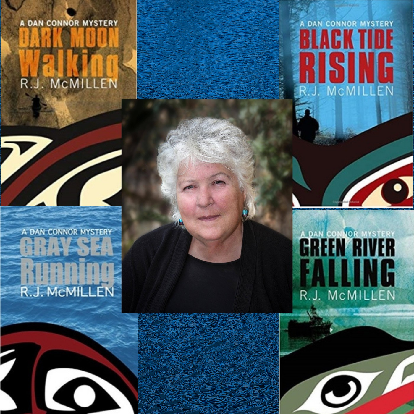 The Writer's Block - How spending more than 30 years on a sailboat along 1,000 miles of the remote Pacific Northwest led Canadian author R.J. McMillen to her renowned and widely popular Dan Connor Mystery series.