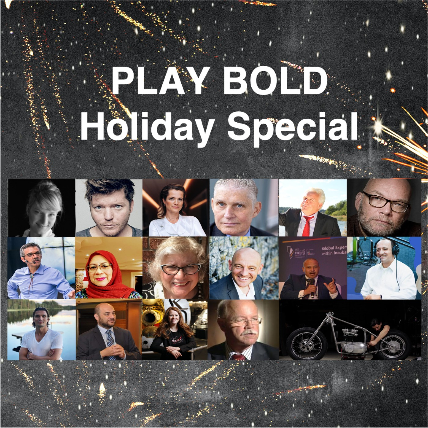 Play Bold: Holiday Special