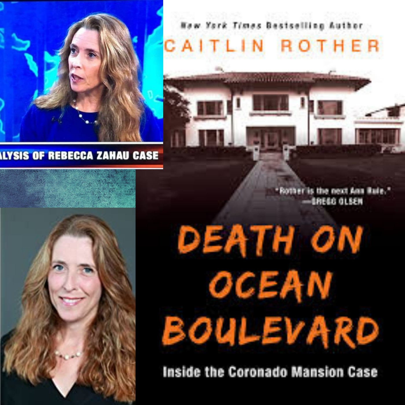 Caitlin Rother - Author, & True Crime Writer
