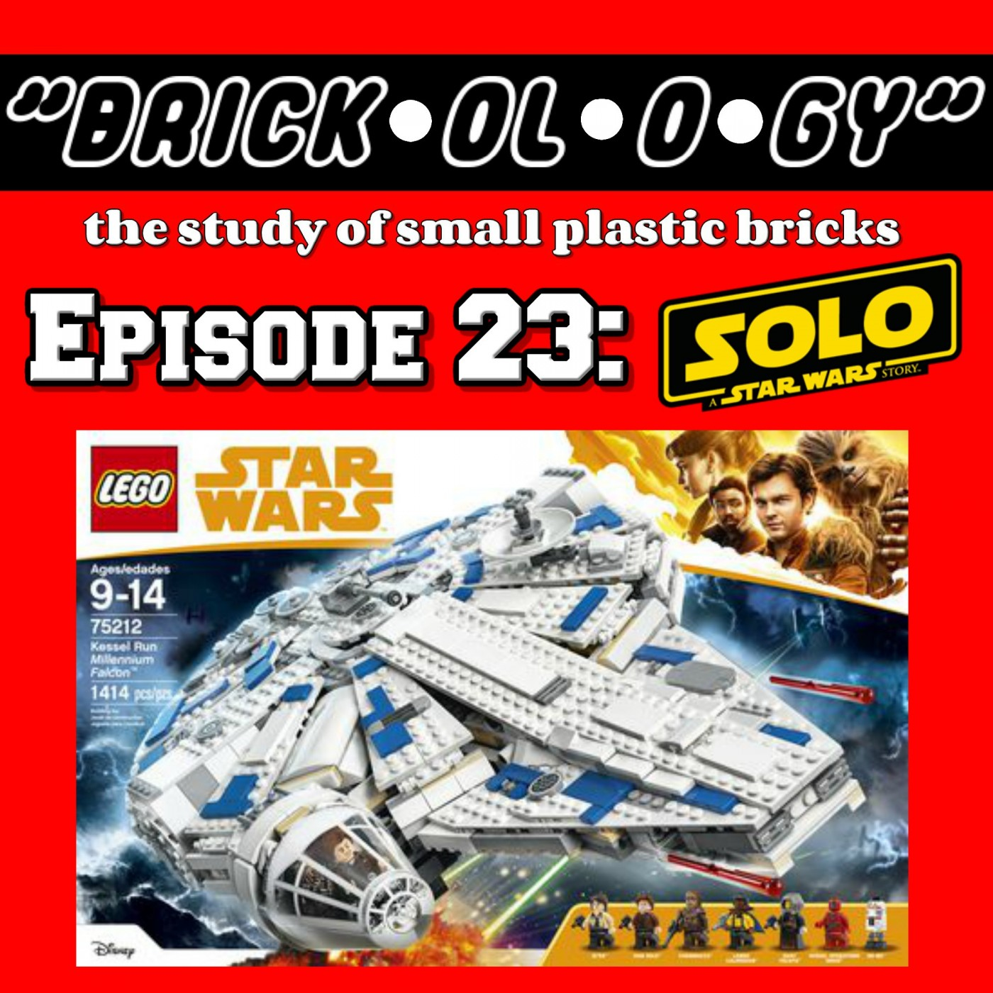 LEGO Solo A Star Wars Story