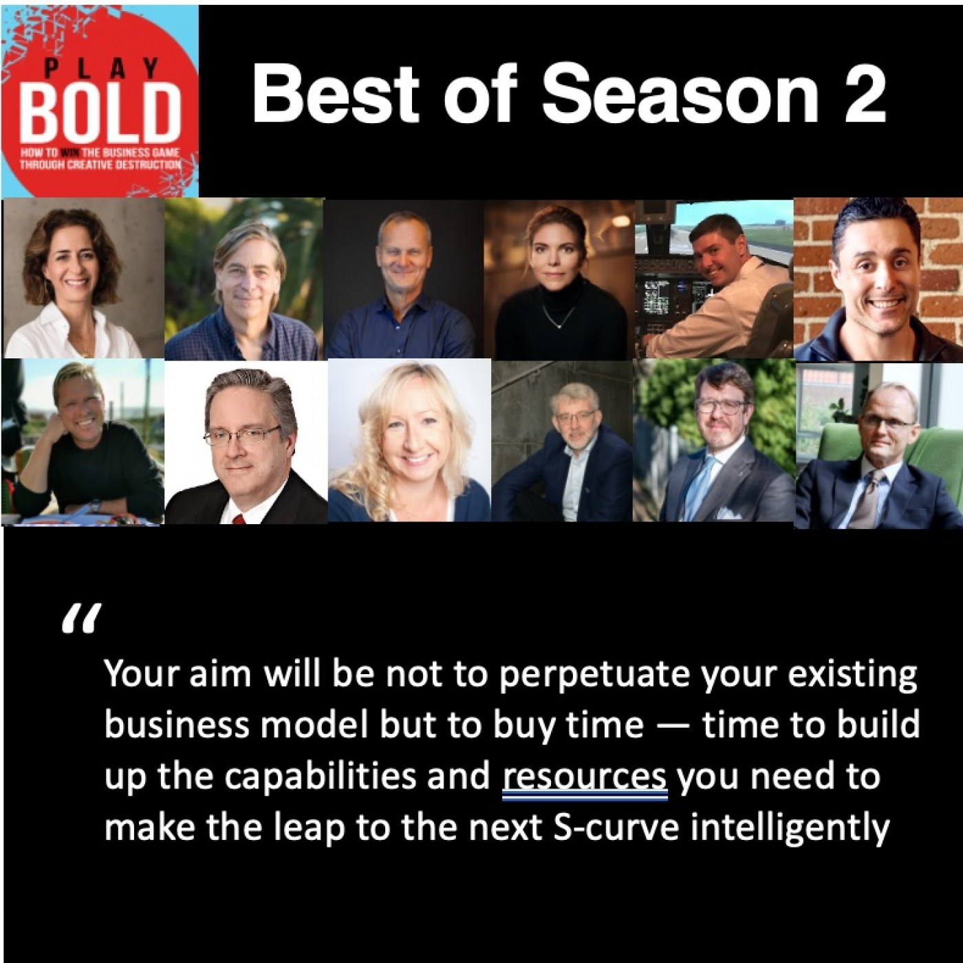Play Bold: The Best of Season 2
