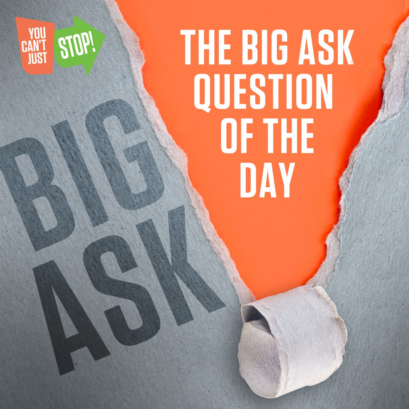 Big Ask Question of the Day