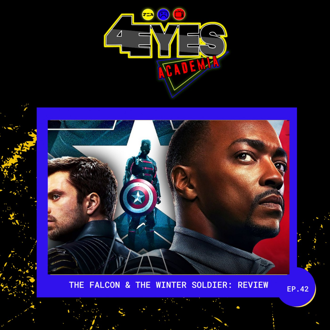 The Falcon & The Winter Soldier: Review    Episode 42