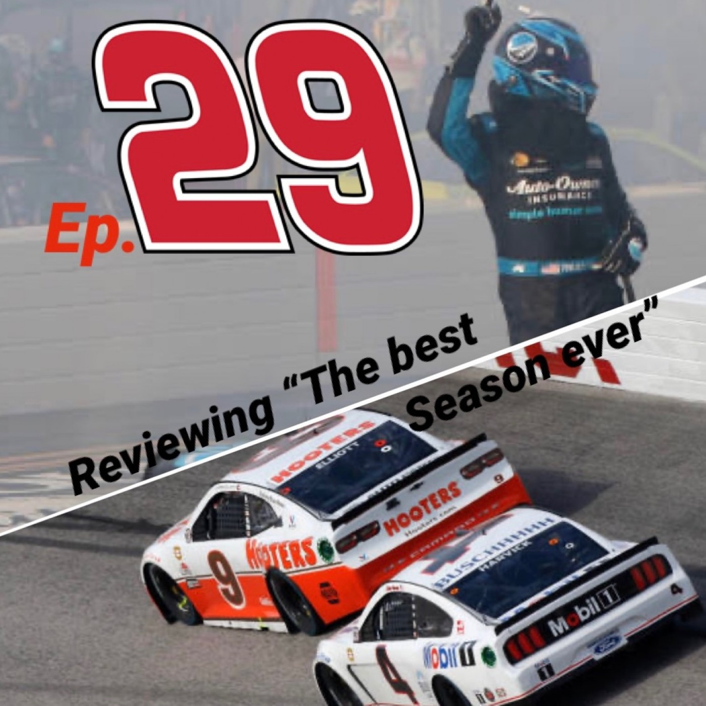 Episode 29 Reviewing the Best Season Ever