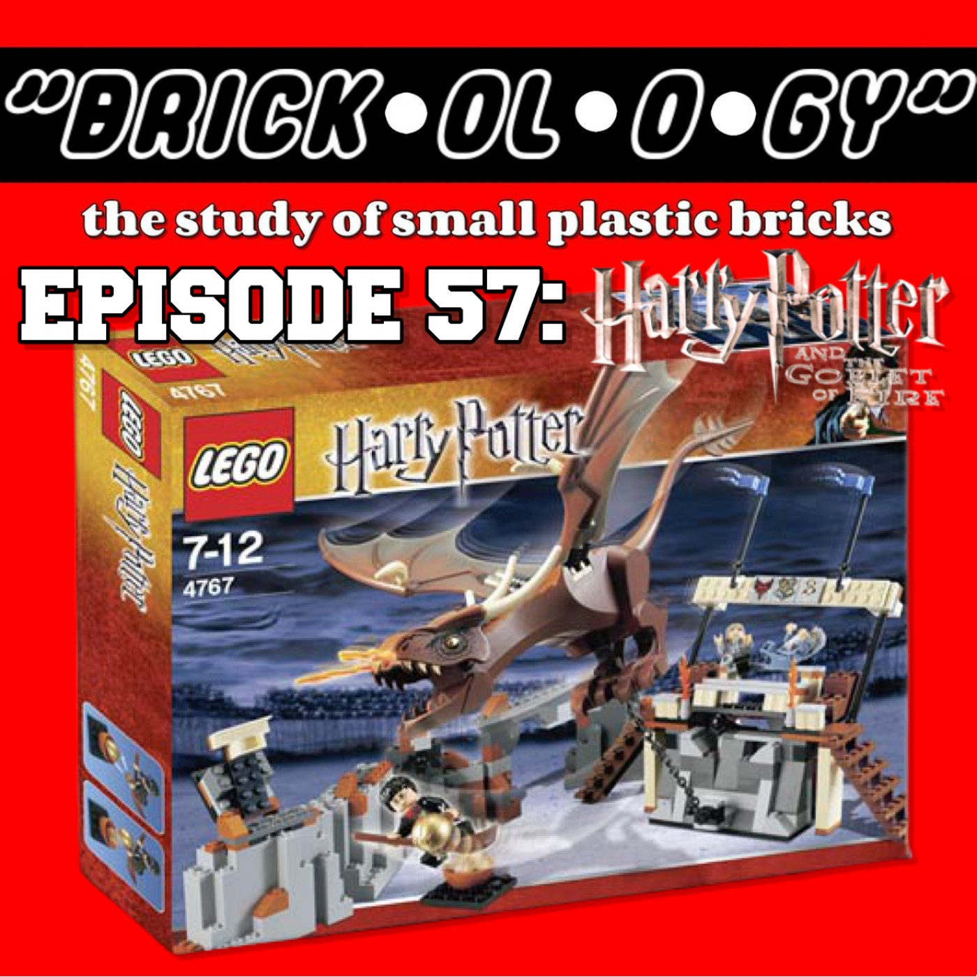 Brickology Episode 57 - LEGO Harry Potter and the Goblet of Fire