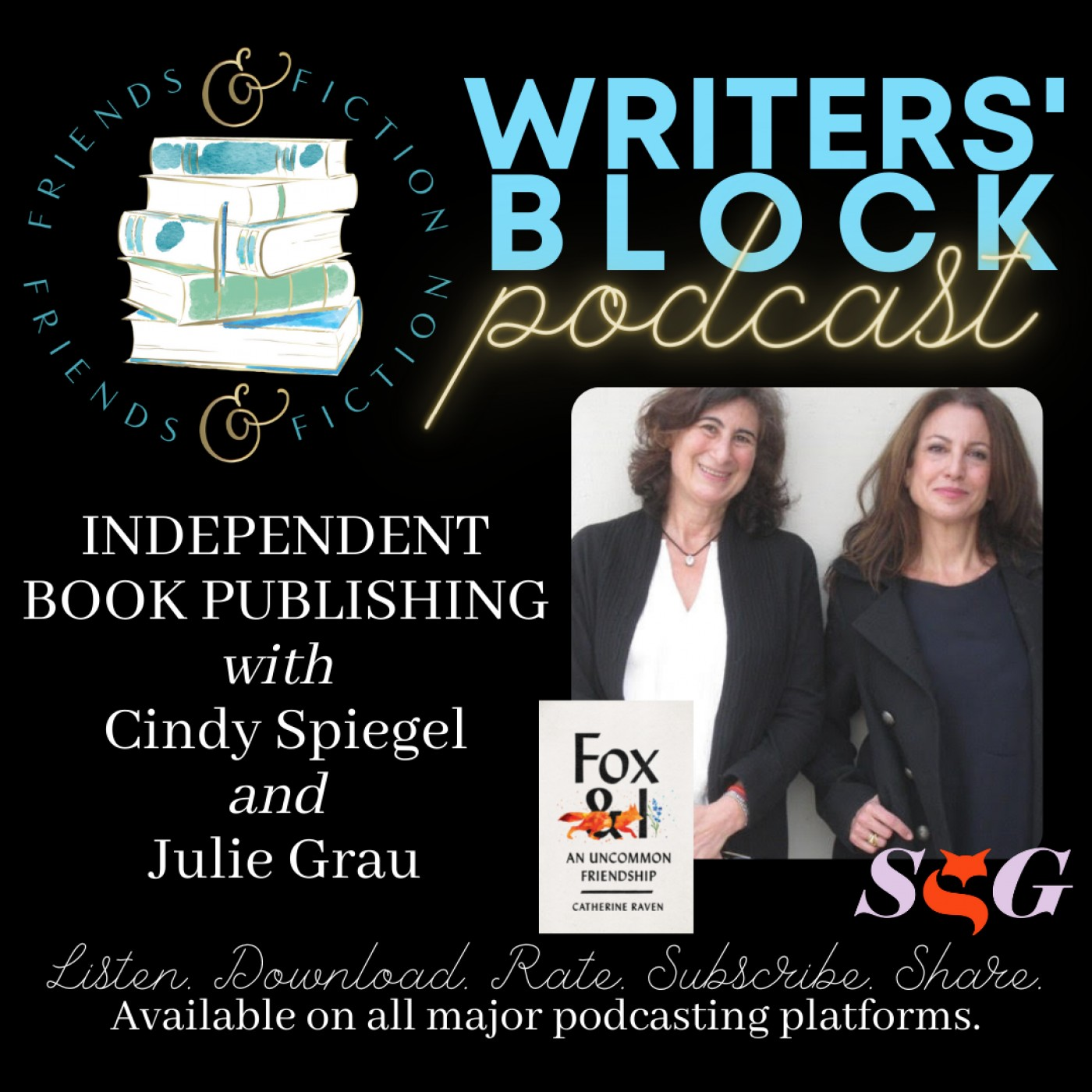 WB S1E4: Mary Kay Andrews with Cindy Spiegel & Julie Grau