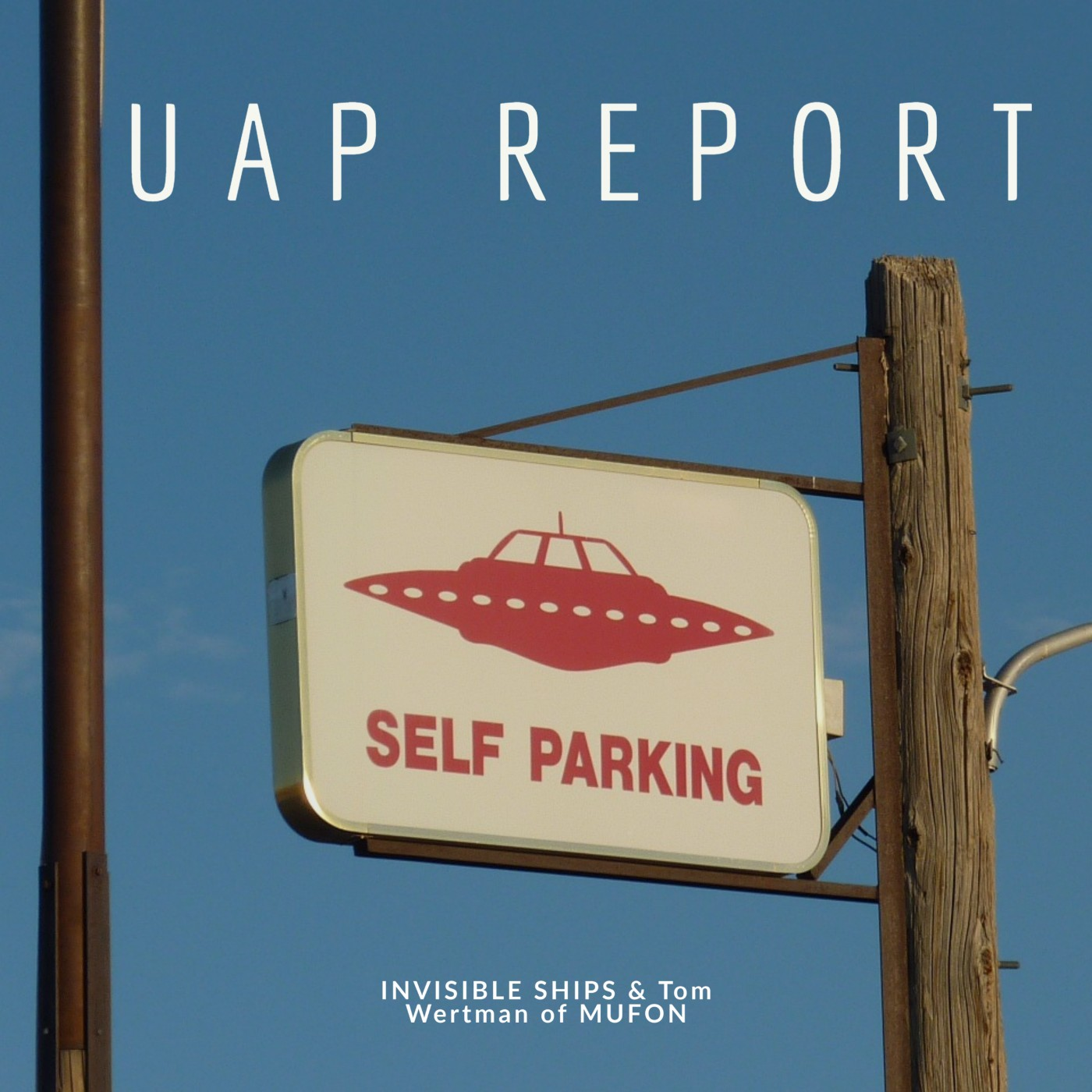 Look AT That UAP Report!