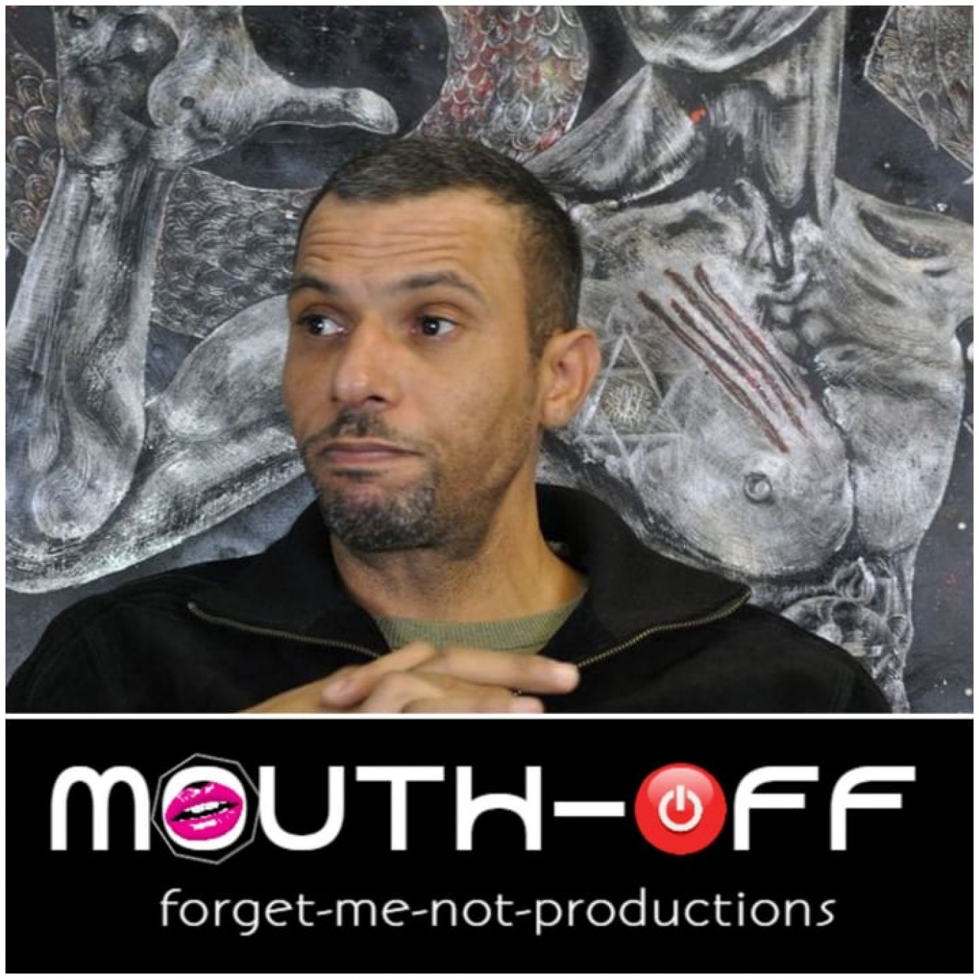 Mouth-Off Episode 17: Art attack - provoking feelings through visual arts