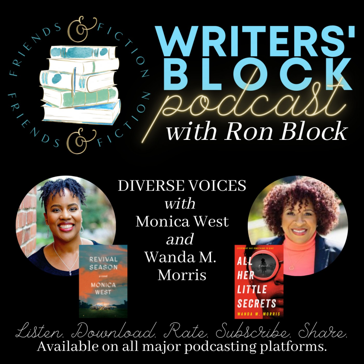 WB S1E10:  Ron Block with Monica West and Wanda Morris