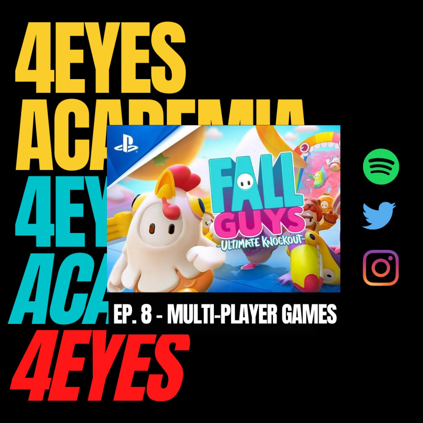 Multi-player Games    Episode 8