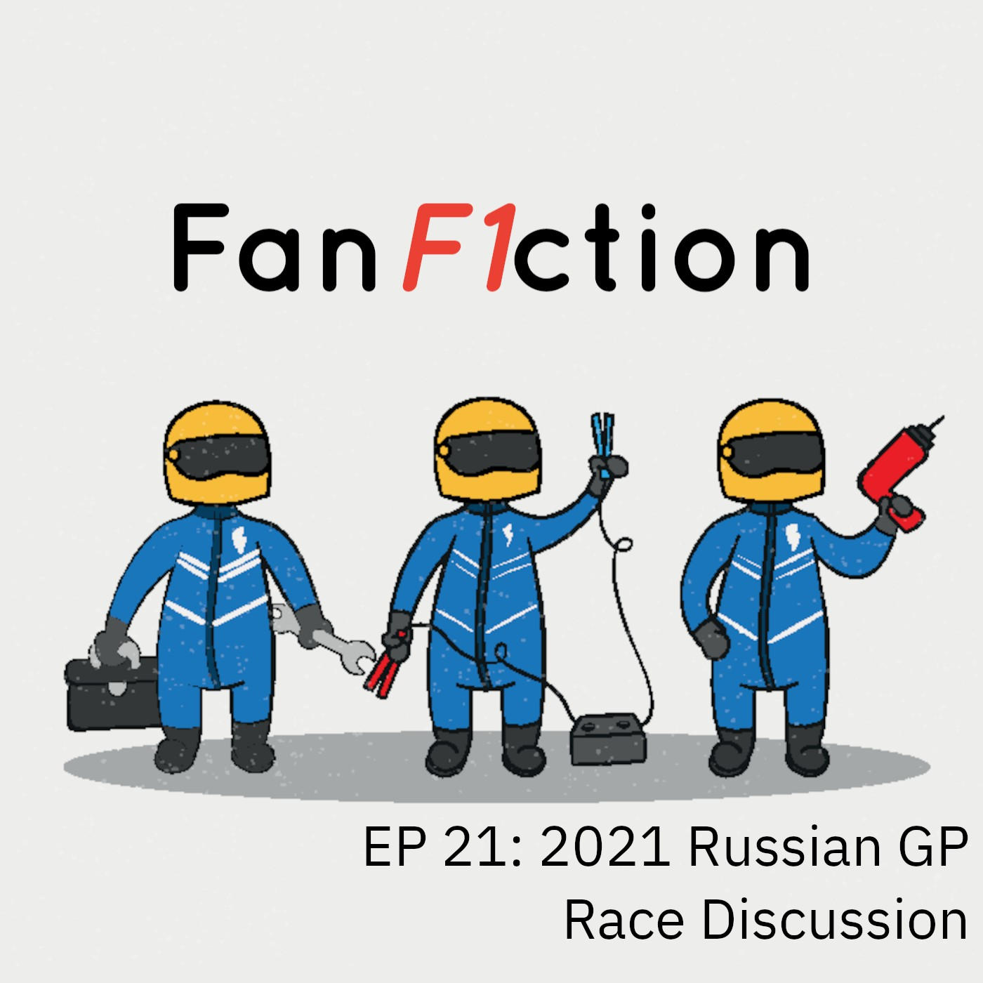 2021 Russian GP Race Discussion