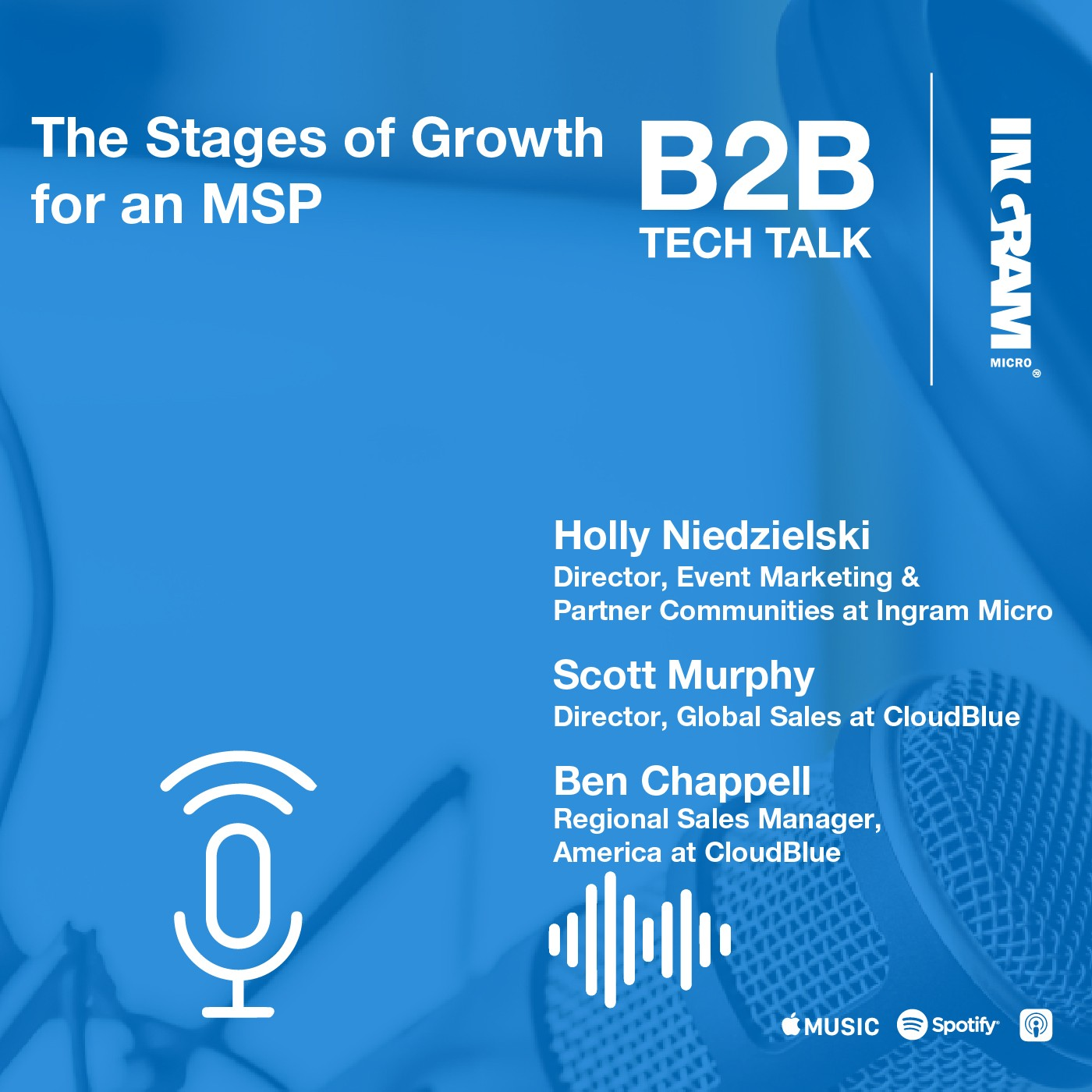 The Stages of Growth for an MSP
