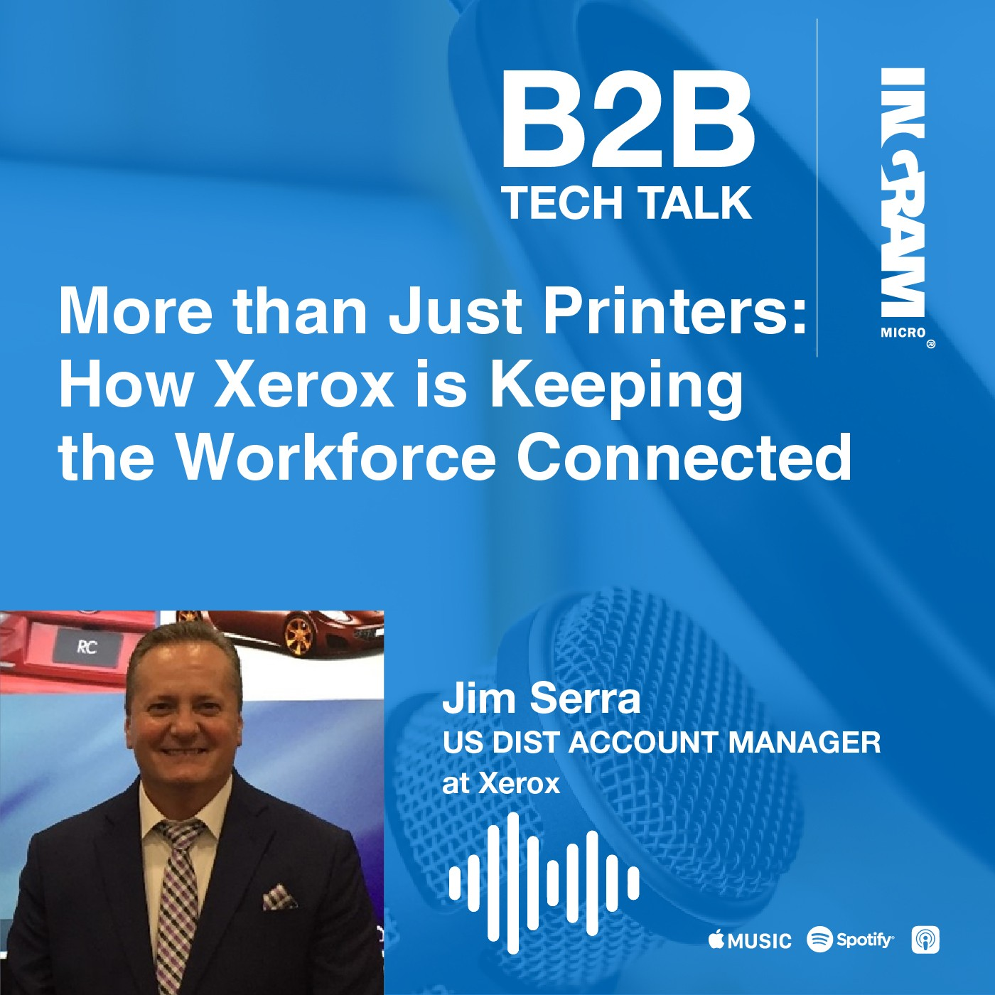 More than Just Printers: How Xerox is Keeping the Workforce Connected
