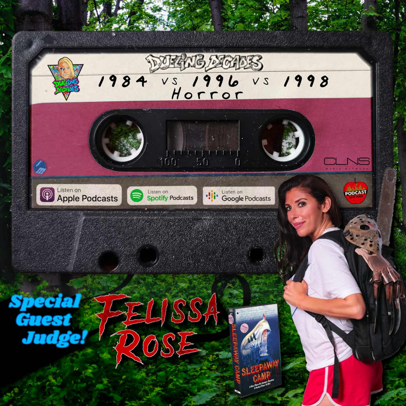Horror icon Felissa Rose grabs her gavel and judges this horror showdown between 1984, 1996 & 1998!