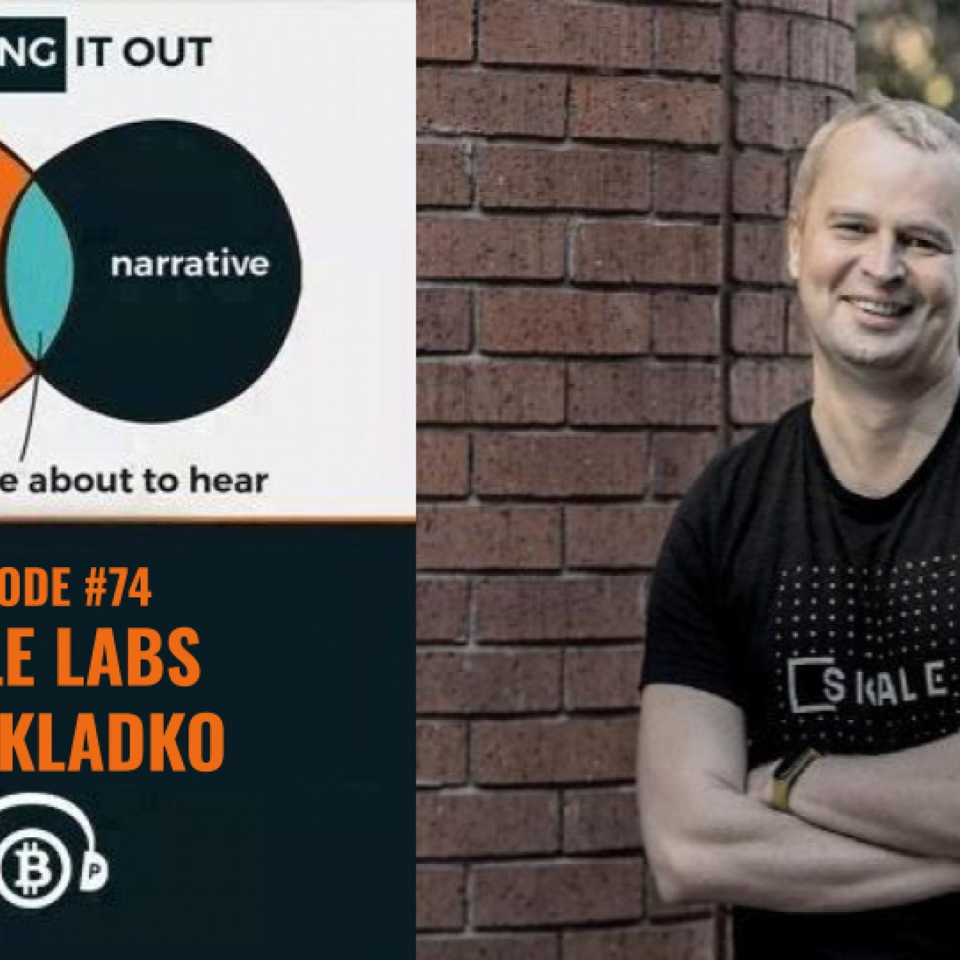 Hashing It Out #74 - SKALE Labs- Stan Kladko