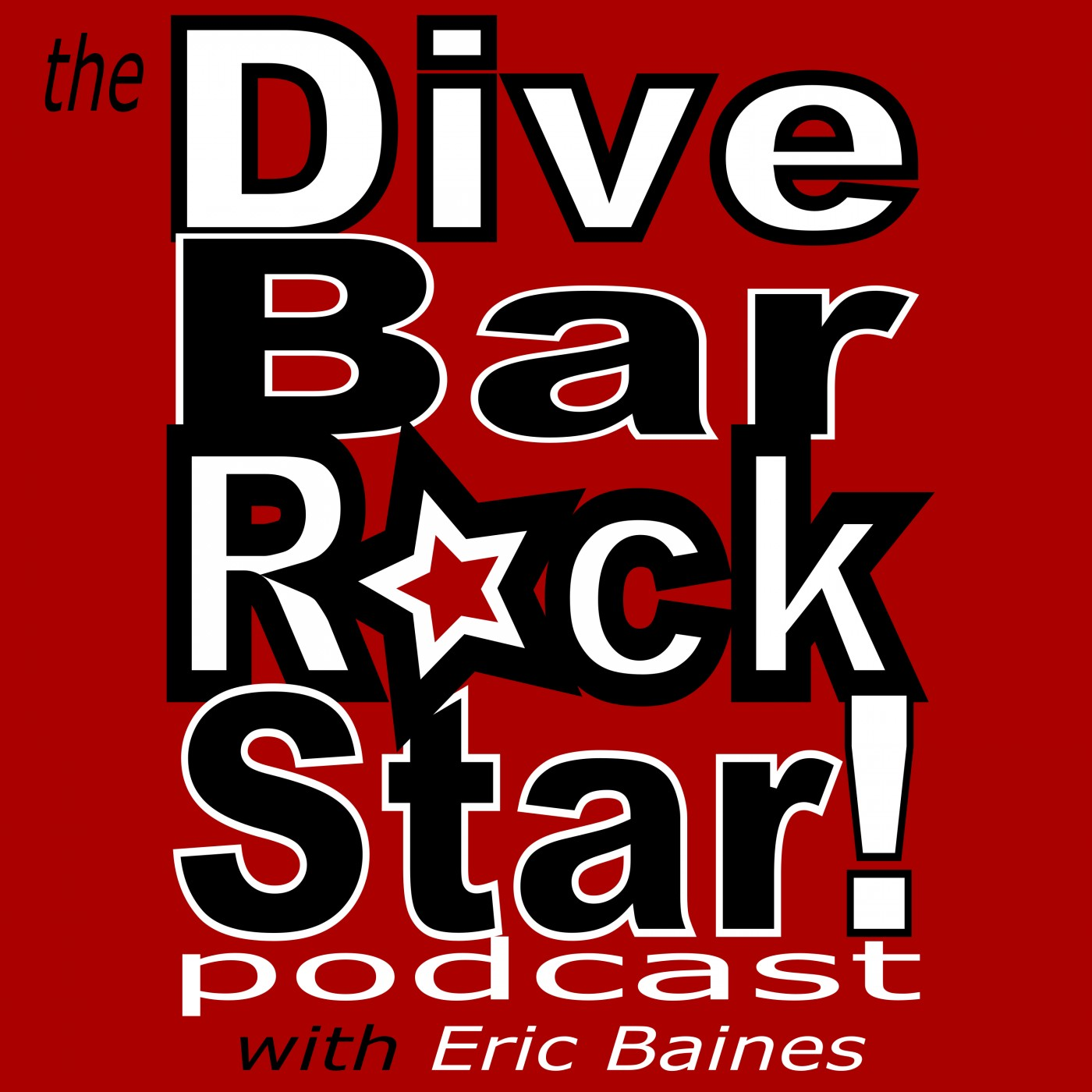The Dive Bar Rock Star Podcast