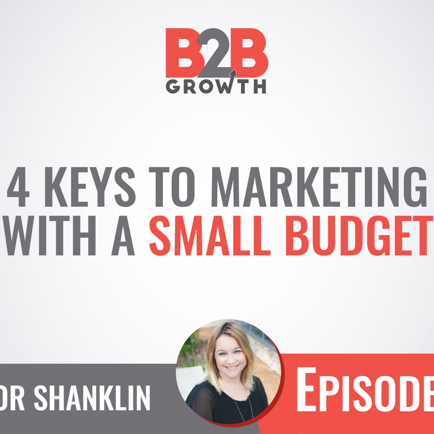 597: 4 Keys to Marketing with a Small Budget w/ Taylor Shanklin