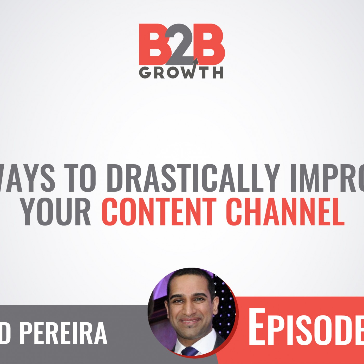 512: 3 Ways to Drastically Improve Your Content Channel w/ David Pereira