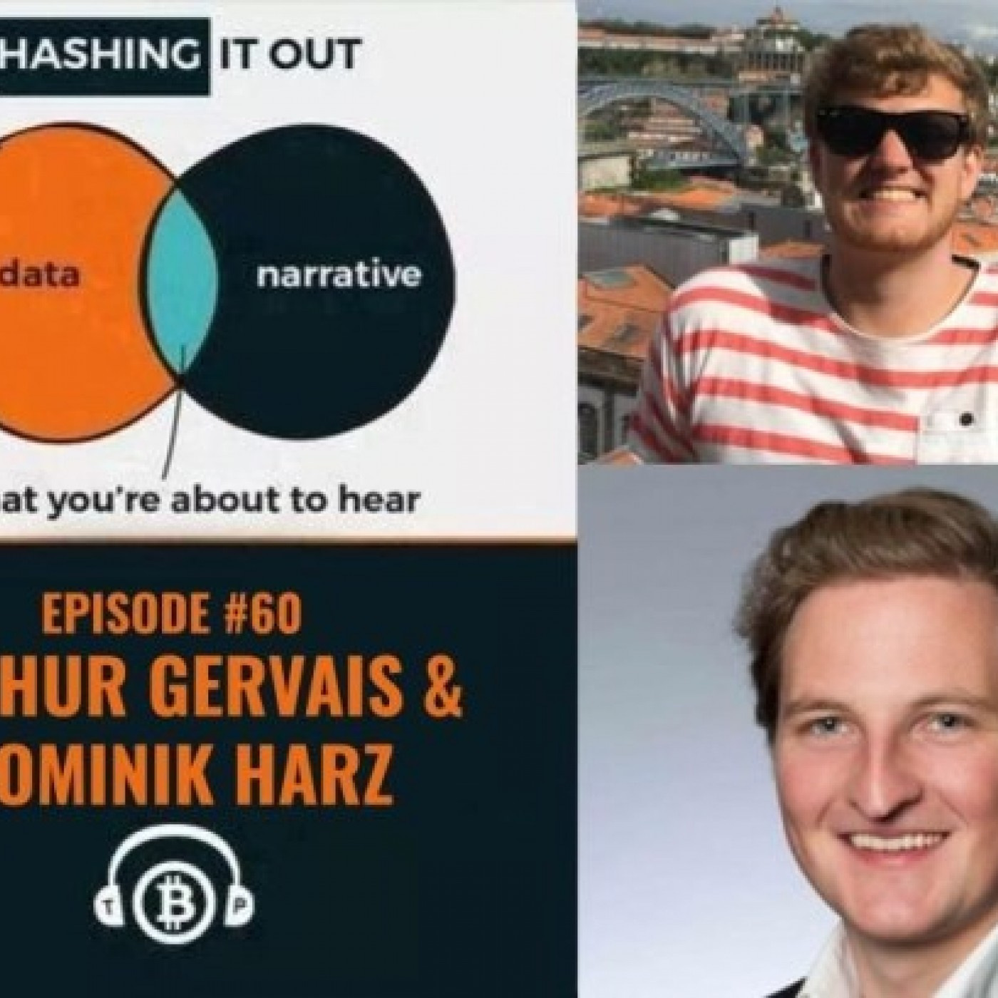 Hashing It Out #60 – Balance Research – Arthur Gervais & Dominik Harz