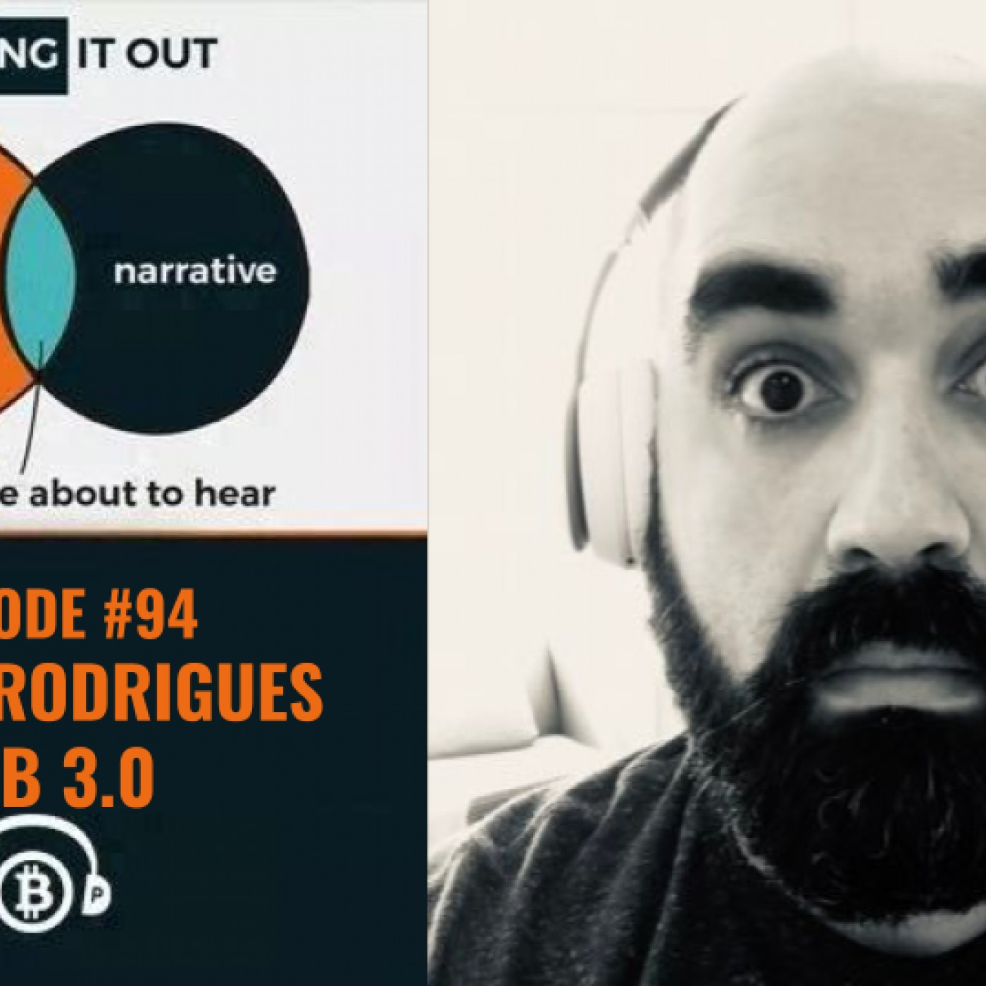 Hashing It Out #94- Marco Rodrigues Web 3.0