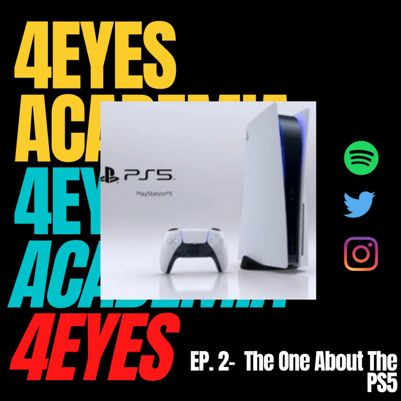 The One About The PS5    Episode 2