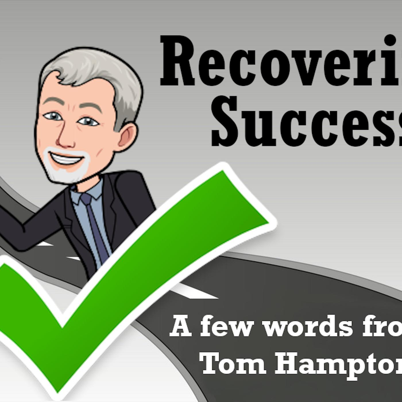 Recovering Success
