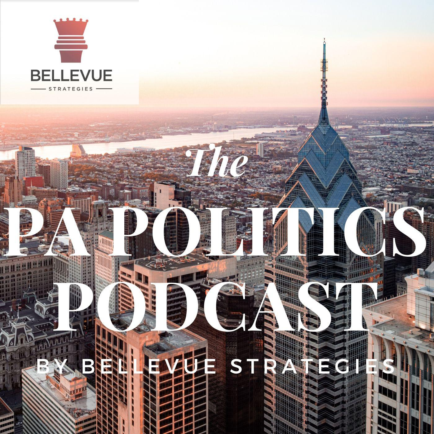 The PA Politics Podcast: Episode 19 - Donald Cohen of In the Public Interest